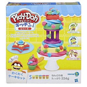 PLAY-DOH BOLOS DIVERTIDOS/B9741