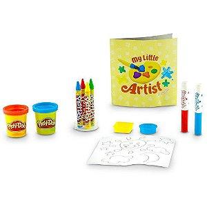 Brinquedo Meu Pequeno Artista Play-Doh 3940 - Dtc