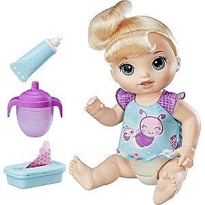 Boneca Baby Alive Fralda Mágica Loira C2700 - Hasbro