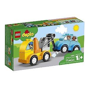 O Meu Primeiro Caminhao Reboque - LEGO 10883
