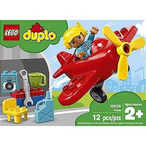 Aviao - LEGO 10908