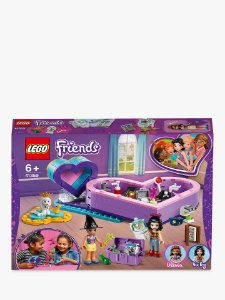 Pack Amizade Caixa Coracao - LEGO 41359