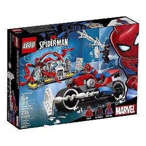 O Resgate de Motocicleta de Spider-Man - LEGO 76113