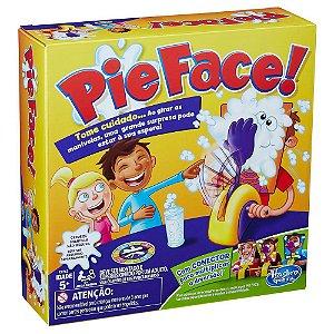 Jogo Novo Pie Face C/ Conector