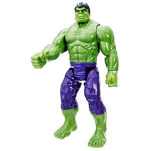 Boneco Hulk 28cm - Marvel Avengers Titan Hero Series - Hasbro B5772