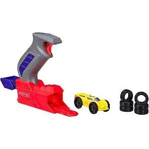 Lançador De Carro Nerf Nitro Throttleshot Sort - C0780 - Hasbro