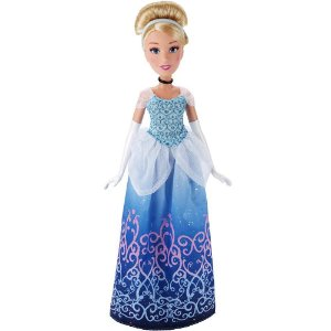 Boneca Disney Princesas Clássica Cinderela  - Hasbro