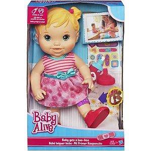 Baby Alive Machucadinho - Hasbro