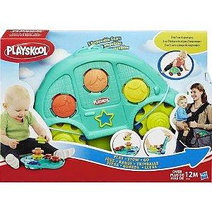 Carrinho De Egrenagem Playskool Rollgears Car Hasbro