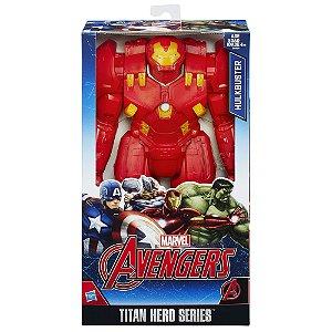 Boneco Avengers Hulkbuster Titan Hero B6496 - Hasbro