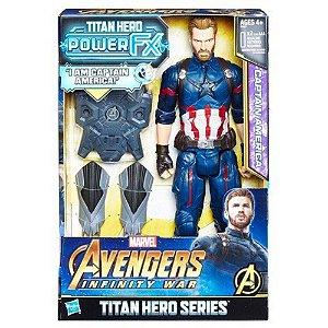 Capitão America Avengers Infinity War - Hasbro