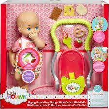 LITTLE MOMMY PRIMEIRO LANCHINH FCN10 - MATTEL
