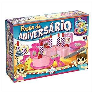 Brinquedo Crec Crec Festa De Aniversario - Big Star