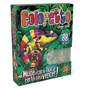 Jogo Coloretto - Grow