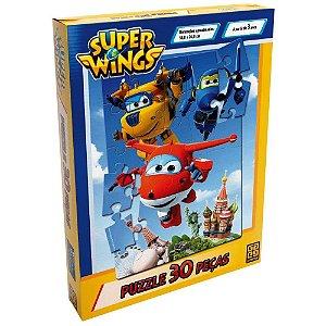 Quebra-cabeça Super Wings - Grow