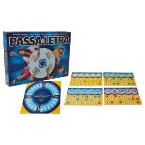 Passa a Letra - Grow