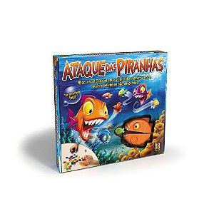 Ataque Das Piranhas - Grow