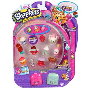 SHOPKINS -  BLISTER KIT COM 12 - DTC