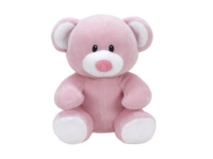 BABY TY - URSO ROSA - LARGE