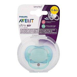 CHUPETA ULTRA AIR AZUL 0-6/SCF444/10 - AVENT