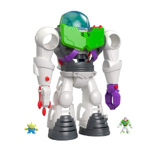 IMAGINEXT TOY STORY 4 BUZZ BOT - GBG65 - MATTEL