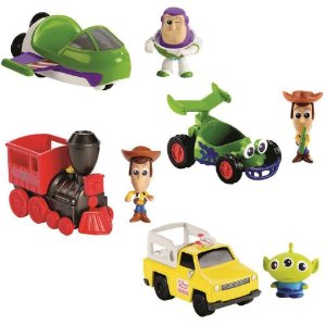MINI VEICULOS TOY STORY SORTIDO - DXC27 - MATTEL