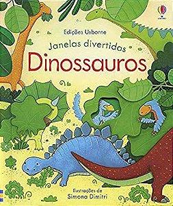 Dinossauros. Janelas Divertidas - Usborne