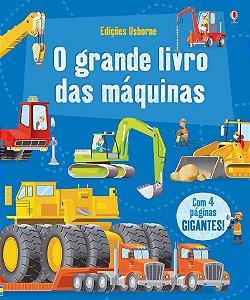 O Grande Livro das Maquinas - Usborne