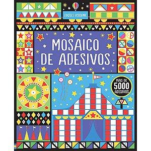 Mosaico de Adesivos-5000 Adesivos - Usborne