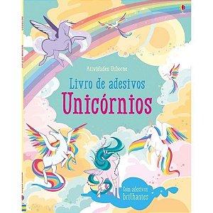 Unicornios. Livro de Adesivos - Usborne