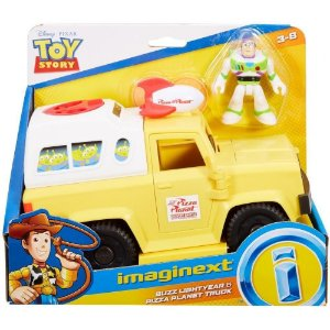 IMAGINEXT TOY STORY VEICULOS LEGACY SORT - GFR97 - MATTEL