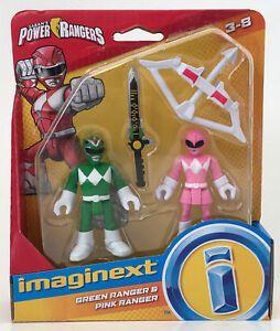 Mini Figuras - Go Go Power Rangers - Scorpina e Rei Esfinge - IMAGINEXT