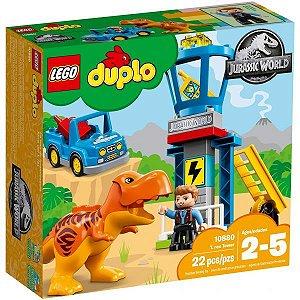 TORRE DO T-REX LEGO 10880