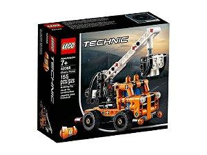 Plataforma de Emergencia - LEGO 42088