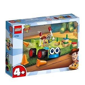 Woody e RC - LEGO 10766