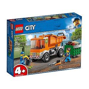 Caminhao de Lixo LEGO 60220