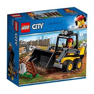 Trator Carregador da Construcao LEGO 60219