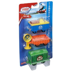 THOMAS AND FRIENDS T F MOT VAGOES CDY27 - MATTEL