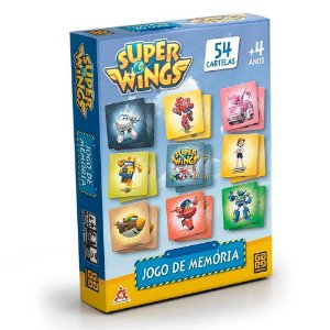 MEMORIA SUPER WINGS - GROW