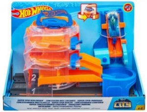 HOT WHEELS  CITY CONJ. SUPER - FNB15 - MATTEL