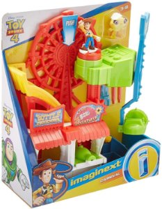 TOY STORY - TS4 CARNIVAL PLAYSET - GBG66 - MATTEL