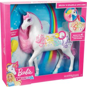 UNICORNIO BRILHANTE - GFH60 - BARBIE