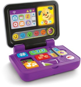 FISHER-PRICE LAPTOP CLICAR E APRENDER - FXK24 - MATTEL