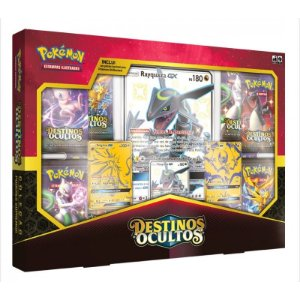 POKEMON BOX SL11.5 - DESTINOS OCULTOS - COPAG