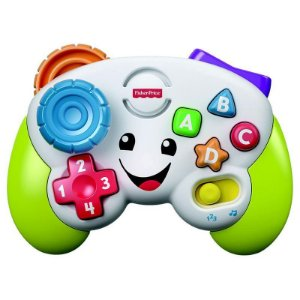 FISHER-PRICE CONTROLE VIDEO GAME - FWG11 - MATTEL