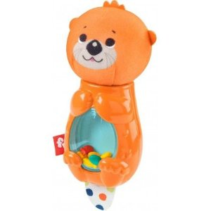 FISHER-PRICE CHOCALHO LONTRA DIVERTIDA - FXC21 - MATTEL