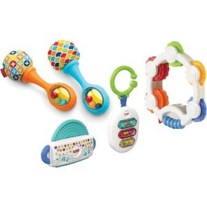 FISHER-PRICE KIT DIVERSAO MUSICAL - GGL18 - MATTEL