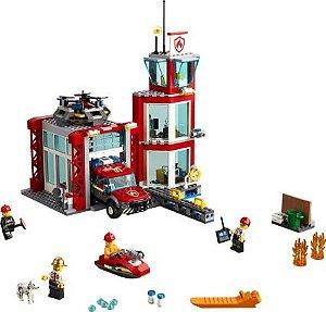 Quartel dos Bombeiros - 60215 - LEGO