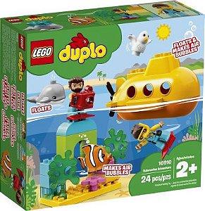 Aventura de Submarino - 10910 - LEGO
