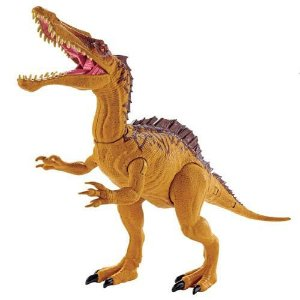 PERSONAGEM  JURASSIC WORLD DINOS RIVAIS G - GDL05 - MATTEL